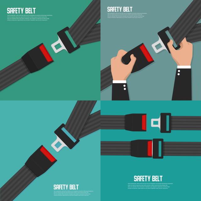 cincinnati seat belt